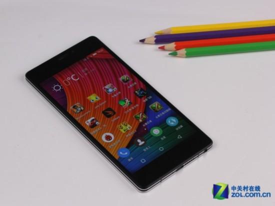 双卡双4G 纤薄金立ELIFE S7首发价2499