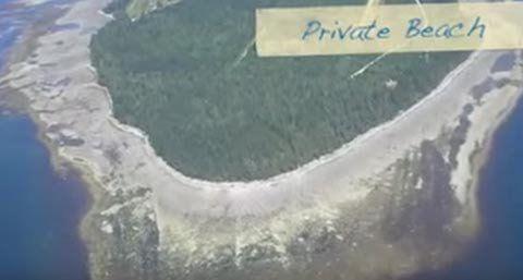 媒体揭秘程慕阳国外生活:买65公顷小岛 建私人机场