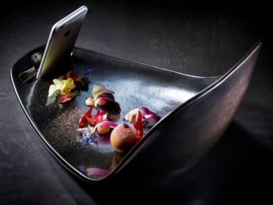 以色列餐厅推美食拍照服务帮顾客拍得更美(图)