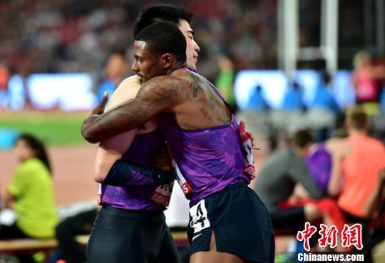 奥利弗盛赞刘翔:伟大运动员不会再有第二个他