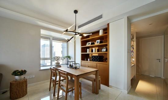家居 >> 正文      137平现代简约演绎原木温馨风,装修之前设想了很多