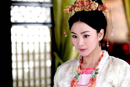 娄艺潇贾青古力娜扎杨雪 盘点娱乐圈天生貌美女星