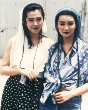 張曼玉與王祖賢