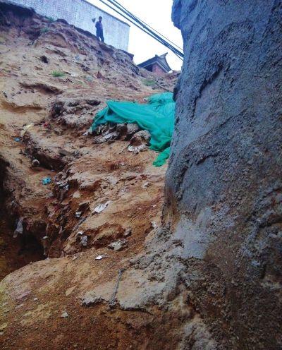 兰州:人造地质灾害隐患危机四伏