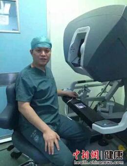北大人民医院第一例机器人辅助冠脉搭桥手术成功完成