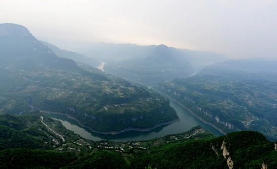 湖北清江:一帧山水一幅画