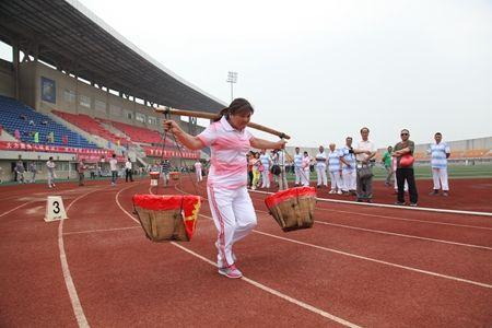 繁昌县第三届全民健身运动会隆重开幕