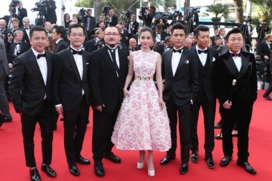 《寻龙诀》亮相戛纳 中国式盗墓系列冲击好莱坞