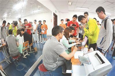 苏州高等幼儿师范学校在宁举行男幼师招生面试