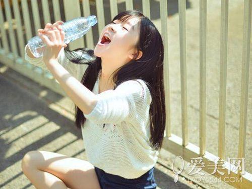 夏季养生从喝水开始 你又喝对了吗