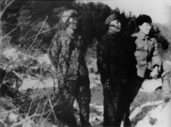 图揭朝鲜战争最惨痛一役 30度志愿军仅着单衣