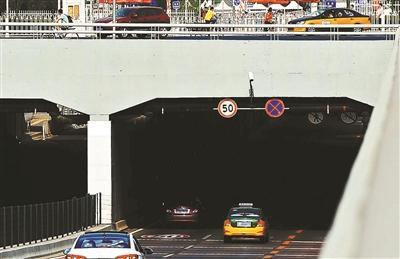 大屯隧道限速降至50公里/小时