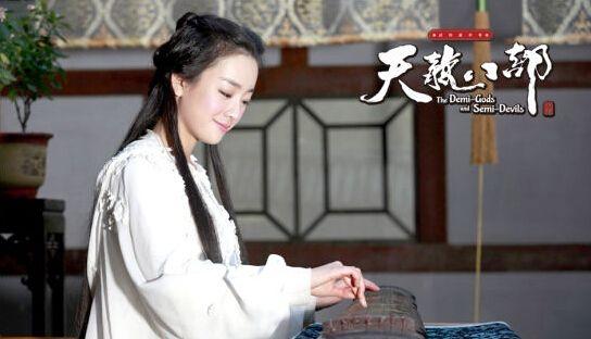 古装剧争议最大女主 刘诗诗受封太阳杨幂万能女王