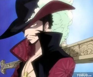 鷹眼凱多龍領銜!海賊王10大神秘人物盤點
