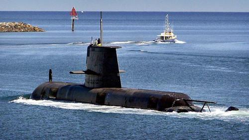 """美教授:澳新潜艇若缺潜射无人机技能将""""掉队"""""""