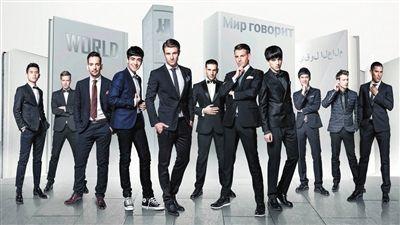 《世界青年说》11位选手的颜值成了节目的一大亮点。