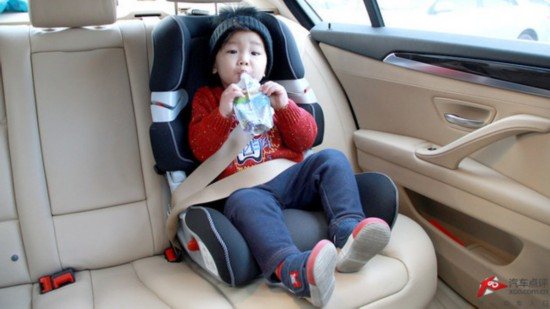 父母必须会:儿童安全座椅实际操作图解