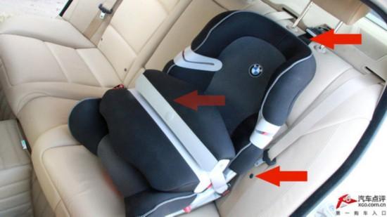 父母必须会儿童安全座椅实际操作图解-前瞻汽车-e都市