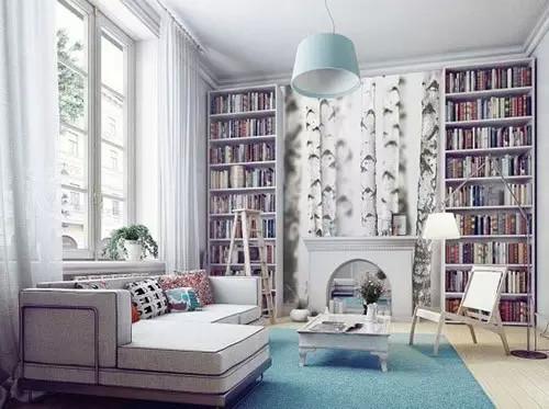 客厅背景墙怎么设计 来看看49款3D立体客厅背景墙