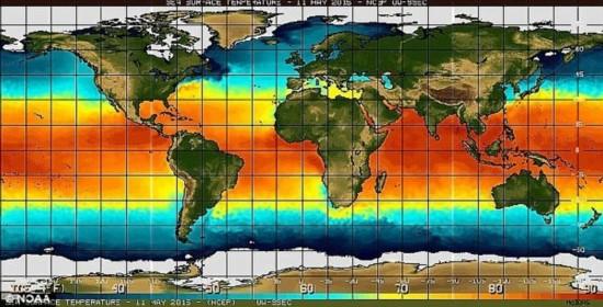 超强厄尔尼诺将引发全球极端天气,中国北方或极端高温