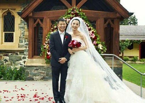 黄晓明baby10月上海办婚礼 明星婚礼举办地哪