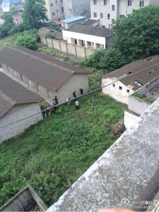 四川什邡发生警匪枪战:嫌疑人被击毙 民警受伤