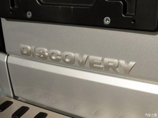 路虎(进口) 第四代发现 2014款 3.0 V6 XXV Edition
