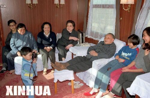 盘点邓小平震撼世界的经典语录图片