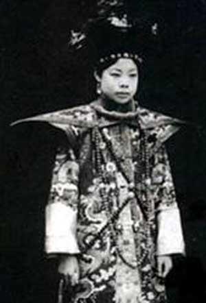 帝皇李旭-敢和皇帝离婚 中国古代十大最彪悍的情人 图