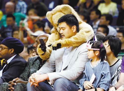 NBA中国计划6月来渝建篮球场NBA季前赛有望重庆开打
