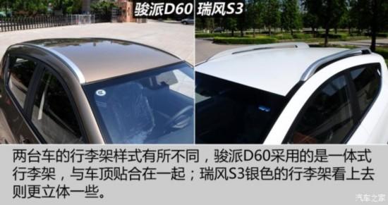 天津一汽 骏派D60 2015款 1.5L 手动舒适型