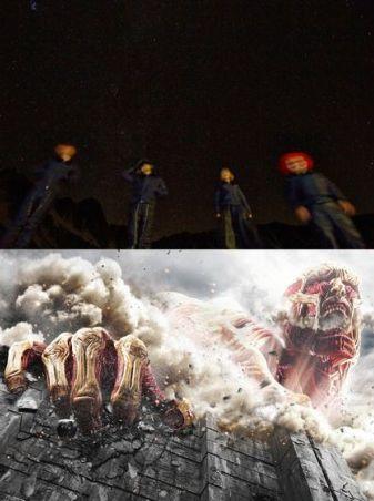 世界末日献唱《进击的巨人》真人电影全英语主题曲