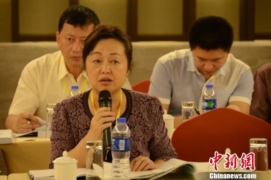 台湾学者:期待两岸自贸区对接大陆经验值得借鉴