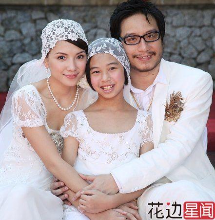 李心潔林青霞喜當媽  揭秘娛樂圈最好后媽