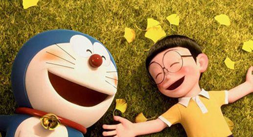 哆啦A梦 开启科幻之旅 新日科技引领智能出行