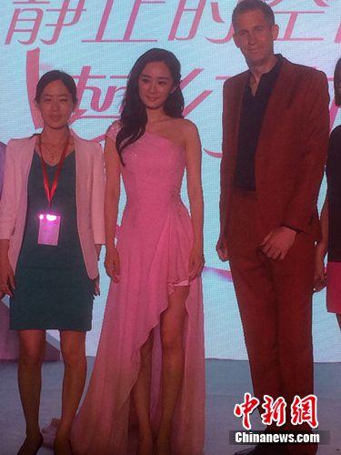 杨幂:黄晓明想三年抱俩娃拍戏时就研究怎么办婚礼