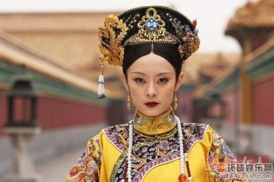范冰冰武则天逆天美 中韩皇后颜值大比拼