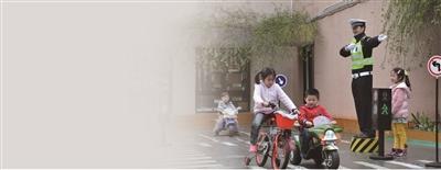 大数据:3、4、6、12、14岁孩子易发交通事故