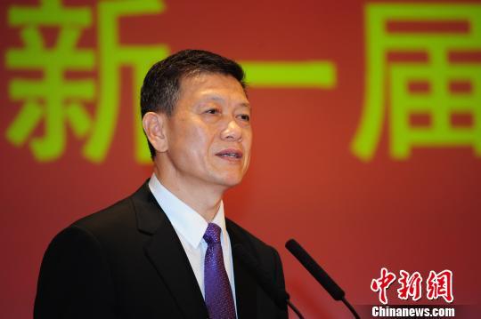 戴北方当选新一届深圳市政协主席