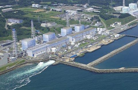 福岛核电站周边辐射值创新高污水泄漏仍难解决