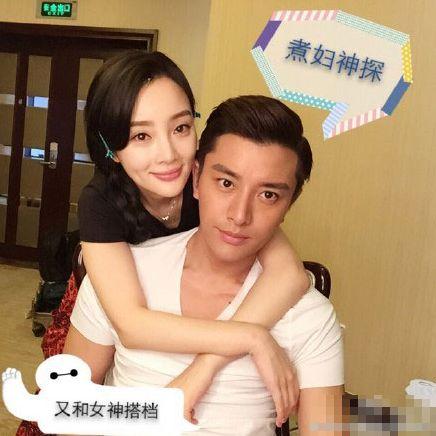 李小璐和贾乃亮图片