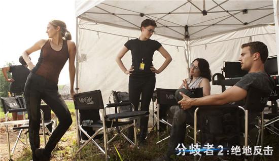 《分歧者2》将上映 《赤焰战场》导演掌镜