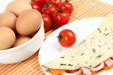 早餐吃鸡蛋六大益处:保护视力有助减肥