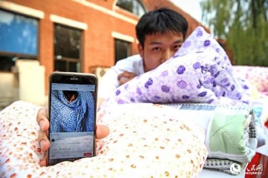 清华男生卖毕业学姐被褥 一天进账万元