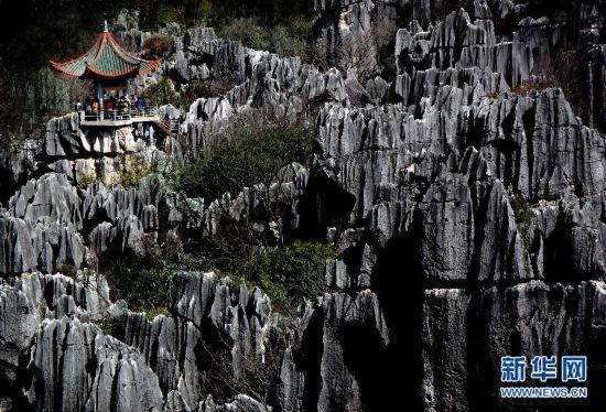 方兴未艾的中国地貌旅游