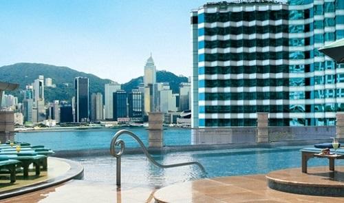 世界十处惊艳屋顶泳池 勇气可嘉的水中休闲