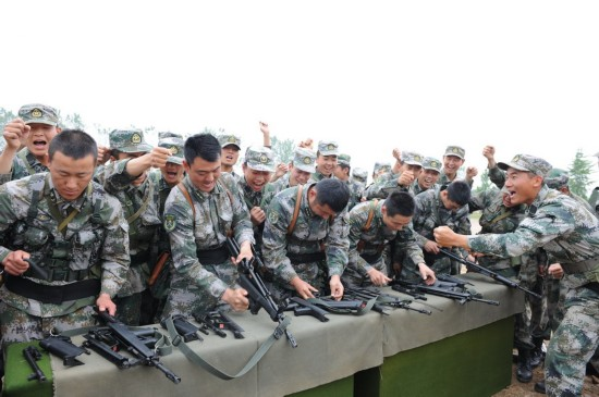 原标题:热血淬铸英雄气:探访陆军第40集团军某旅