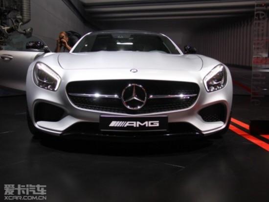 奔驰AMG2015款AMG GT