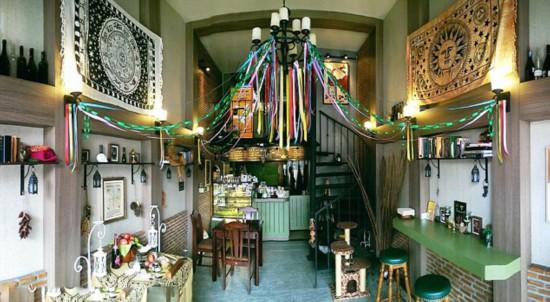世界首家巫术咖啡馆在泰国曼谷开业【5】