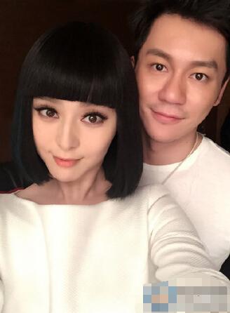 范冰冰认爱后谈男友李晨:在他身边很安心